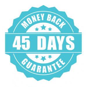 45 Day Satisfaction Guarantee - Brain Optimization Supplments