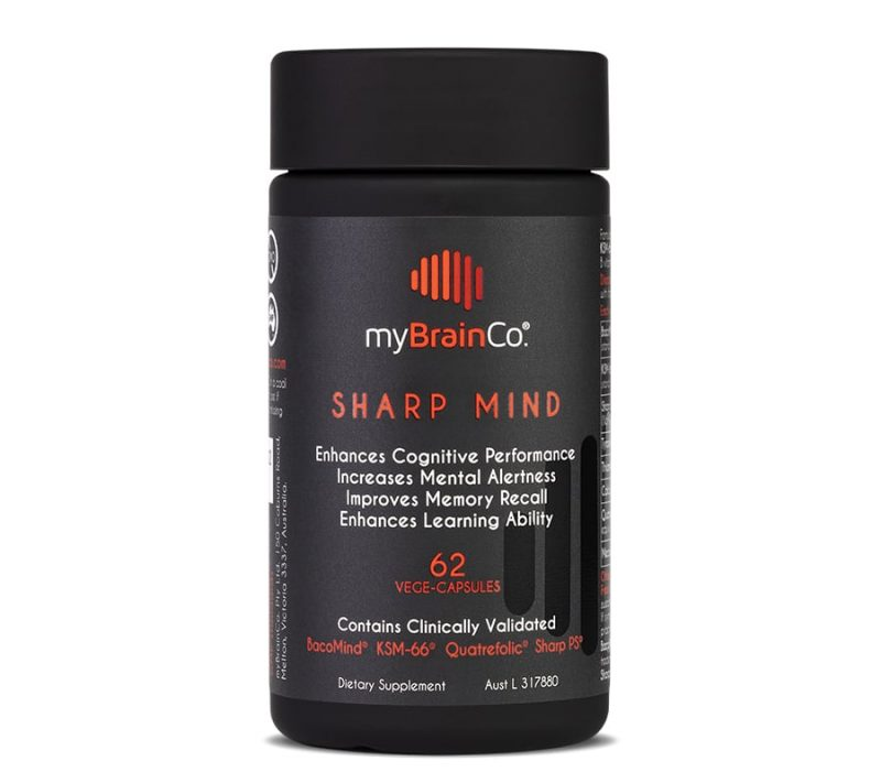 myBrainCo Sharp Mind